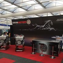 Steyr Stand @ Sydney Boat show