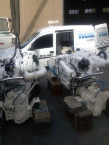 Cummings Engines for Pacific Boating